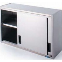 WC11 Stainless Steel Wall Cupboard
