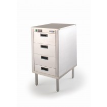 BKRW3 Roll Warmer Drawer Unit