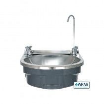 BSX-400-WDS Basin with Bottle Filler and Bubbler