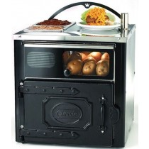 Classic Compact Potato Oven - Front