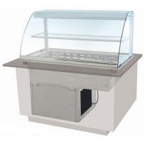 DCD3 Drop-in Deluxe Refrigerated Deli Display