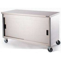 FCC187 Stainless Steel Centre Floor Cupboard
