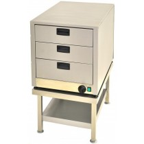 GHD3 Heated Drawer Unit