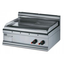 Lincat GS7/R Gas Half Ribbed Griddle