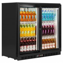 PD20S Back Bar Bottle Fridge