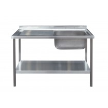 SA/SB10-60-44 Sink Unit Assembly - 1000 x 600