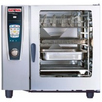 Rational SCC102 Gas Combi Oven