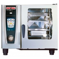 Rational SCC61 Gas Combi Oven