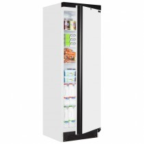 Interlevin SD1380 Refrigerator - Stocked Open
