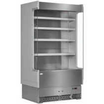 SP80-125X Slimline Stainless Steel Multideck