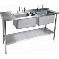 Catering Sink - SSU1565DBB