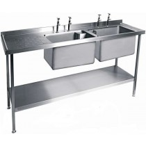 Catering Sink - SSU187DBB