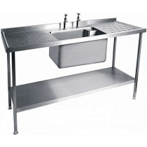 Catering Sink - SSU186DBD