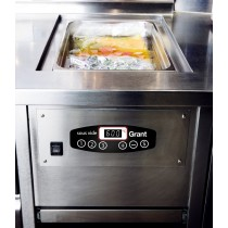 Grant Pasto sous vide water bath - built in stainless steel