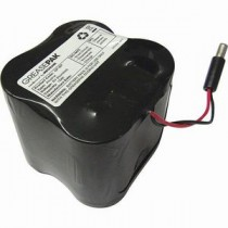 Greasepak Battery Pack Replacement - GP-BP