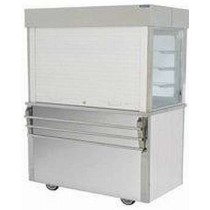 Versicarte VCRD4FCLSA Chilled Multi-Tier Display Unit