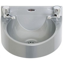WS1-D Polycarbonate Wash Hand Basin