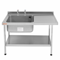 E20612L Catering Sink - Left