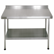 F20601Z Stainless Steel Mini Wall Table