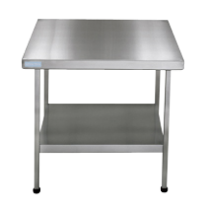 F20619Z Stainless Steel Mini Wall Table