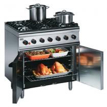 Lincat SLR9 - 6 Burner Oven Range