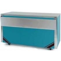 Versicarte VCHC4 Plain Top Hot Cupboard