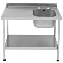 E20601L Catering Sink - Left